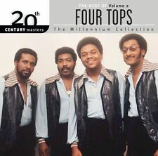 The Four Tops : Millenium Collection Vol. 2 [us Import] CD (2005)
