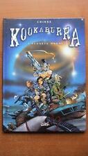 KOOKABURRA T. 1 : PLANETE DAKOÏ - CRISSE - REED. SOLEIL -2002-