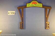 (a330) playmobil pièce poney ranch 3436/3775