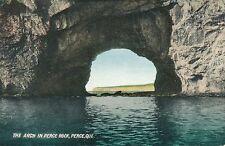 PERCE QC – The Arch in Perce Rock