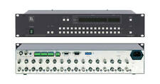 KRAMER ELECTRONICS VS-162V 16x16 COMPOSITE VIDEO MATRIX SWITCHER (90MHz)