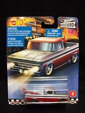 Hot Wheels Cruise Boulevard 1962 Chevy Shortbed Truck.
