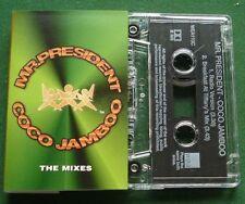 Excellent (EX) Dance & Electronica Single Music Cassettes