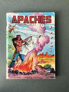 Apaches n° 32  Mon Journal 1968