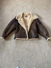 "Vintage Avirex B-3 ""General Patton"" Bomber Jacket"