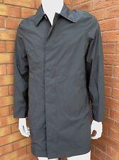 Paul Smith Jeans grau Nylon Leicht Wasserabweisend Jacke/Mantel Gr. M/L