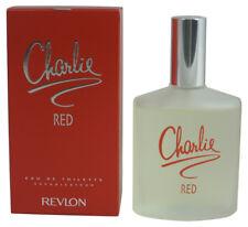 Charlie Red Eau De Toilette Spray 3.4 Oz / 100 Ml for Women