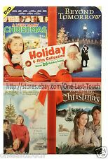 HOLIDAY 4-in-1 Collector's Set DVD MOVIE Beyond Tomorrow+Mary Christmas+MORE 7/7