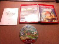 Sony PlayStation 3 PS3 Tested Ni No Kuni Wrath of the White Witch Ships Fast