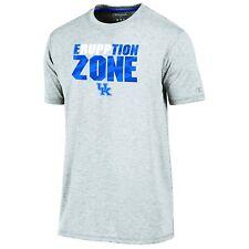 69775a9dd NCAA Kentucky Wildcats Men's Gray T-Shirt Size Small - Champion Brand