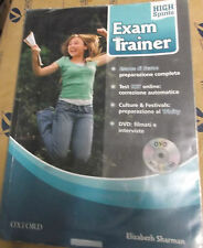 HIGH SPIRITS EXAM TRAINER con Cd e DVD - ELIZABETH SHARMAN - OXFORD UP