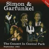 Simon & Garfunkel - Concert in Central Park September 1981... | CD | Zustand gut