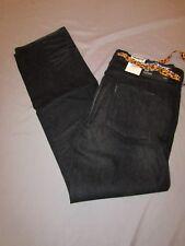 mens trukfit black jeans 34x33 nwt slim straight