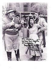 Barbara Luna  (Zorro TV Appr  8x10) Autographed Photo