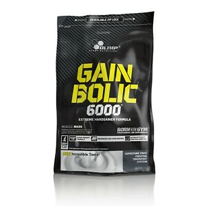 OLIMP Gain Bolic 6000 1000g EXTREME MASS WEIGHT GAINER