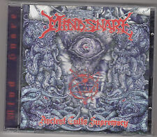 MIND SNARE - ancient cults supremacy CD