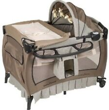 6e126fc88b6 Baby Play Pen Set Playard Bassinet Sleep Music Stimulation Infant Travel  ToteBag