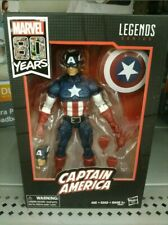 Marvel Legends 80th Anniversary Captain America