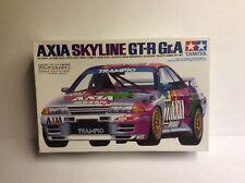 Tamiya 1/24 Axia Skyline GT-R Gr.A Kit #24109/1991/Sealed
