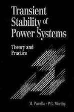 Very Good, Transient Stability of Power Systems: Theory and Practice, Murthy, Pa