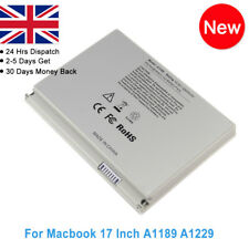 6600mah BATTERY For Apple 17 inch MacBook Pro A1189 A1212 A1229 A1261 MA092 CP46