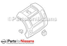 GENUINE NISSAN 2006-2007 PATHFINDER CENTER DASH INSTRUMENT PANEL LID CLUSTER