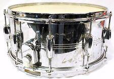 Vintage Slingerland 133 Gene Krupa Sound King Snare Drum, 10 Lug, 6.5x14, COB
