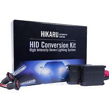 Motorcycle H7 8000K 35W Light Blue Ultra Slim Ballast HID Headlight Kit One Pair