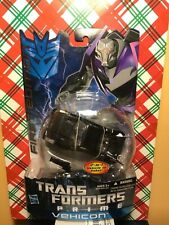TRANSFORMERS PRIME FIRST EDITION DELUXE CLASS VEHICON
