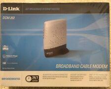 D-Link DCM-202 DOCSIS Broadband Cable Modem