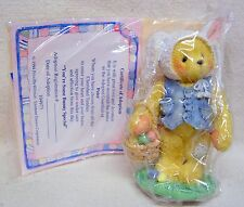 "Enesco Cherished Teddies 1994 Peter ""You're Some Bunny Special"" #104973"
