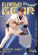 Topps Chipper Jones Baseball Cards