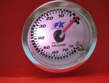 Turbo Boost Vacuum Anzeige für Alle Turbo Autos 55mm