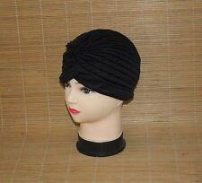 Women's Unisex Indian Style Stretchable Turban Hat Hair Head Wrap Cap Headwrap