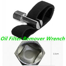 """DRIVE 1/2"""" OIL FILTER STRAP WRENCH REMOVAL TOOL SOCKET REMOVING"""