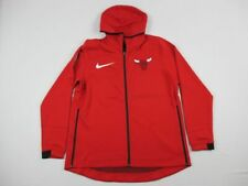 NEW Nike Chicago Bulls - Men's Red Poly Jacket (Multiple Sizes)