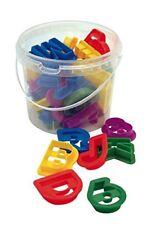Cortadores de galletas de plástico, números y letras