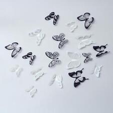 3D Butterfly Wall Sticker Decals Super for Girls Bed Room Baby Kids Decoration