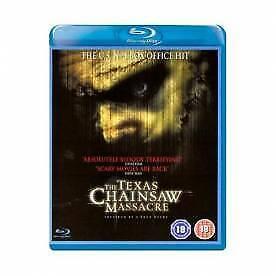 The Texas Chainsaw Massacre Blu-Ray