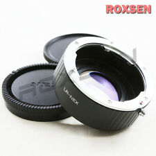 Focal Reducer Speed Booster Adapter Leica R L/R mount lens to Sony NEX E 7 A6000