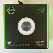 Razer Kiyo Full HD 1080p Streaming Camera W/Ring Light Webcam Illumination - New