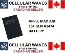 Apple iPad Air 1st Gen Replacement Battery 8827mAh 3.73V A1474 1475 A1484 #11050