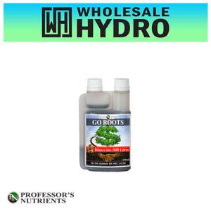 Professor Nutrients Go Roots 250ml Root Accelerator & Defender For Hydroponics