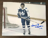 DAVE KEON NHL Toronto Maple Leafs Hockey Auto Autographed Signed 8x10 Photo 2