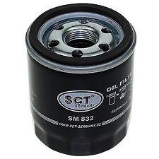 10x Ölfilter/ Anschraubfilter SM 832  von SCT Germany