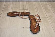 744ebd832   Sam Edelman Gigi 6 Sandals - Women s Size 9 - Natural Multicolored