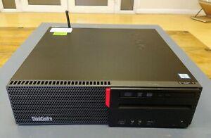 Lenovo M900 DT i5-6500 6th Gen 3.2GHz, 8GB DDR4 256GB SSD WiFi WIN 10 Installed