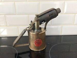 Vintage, Monitor, Brass Blow Lamp No 26