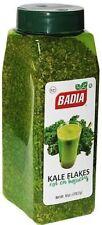 Badia Kale Flakes 18 oz Green Drink special product. Col en hojuelas
