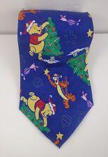 Disney Winnie The Pooh Tigger And Piglet Tie Decorate Christmas Tree